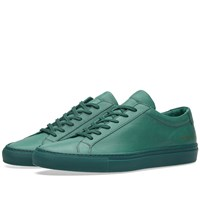 Common Projects Original Achilles Low Green