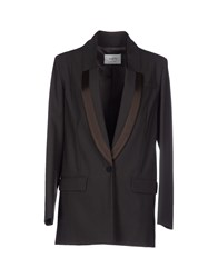 Ports 1961 Suits And Jackets Blazers Women Dark Brown