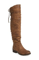 Very Volatile Women's 'Densey' Over The Knee Boot