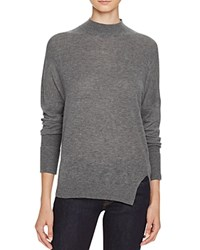 J Brand Acacia Turtleneck Sweater Grey