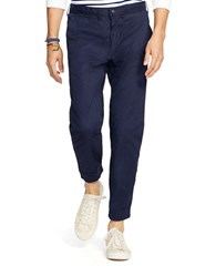 Polo Ralph Lauren Straight Fit City Joggers Blue