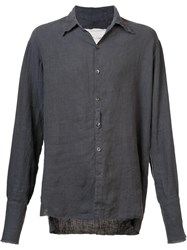Greg Lauren Studio Shirt Grey