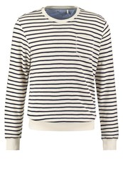 Teddy Smith Swait Sweatshirt Middle White