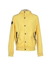 Fred Mello Jackets Yellow