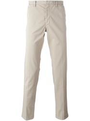 Boss Hugo Boss Slim Fit Chinos Nude And Neutrals