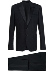 Givenchy Star Print Suit Black