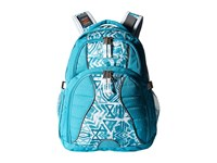 High Sierra Swerve Backpack Tropic Teal Teal Shibori White Backpack Bags Blue