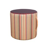 Desigual Patch Pouf Orange