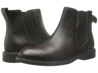 Dunham Graham Chelsea Chocolate Men's Pull On Boots Brown