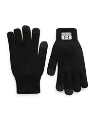 Under Armour Knit Fuse Gloves Black