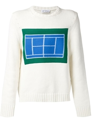 Umit Benan Tennis Court Sweater