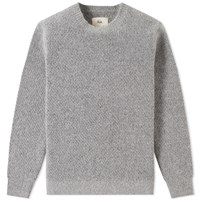 Folk Moes Crew Knit Grey