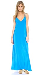 Yumi Kim Hot Summer Night Dress Horizon Blue