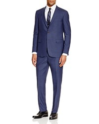 Todd Snyder Navy Wool Slim Fit Suit