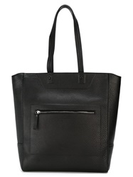Maison Martin Margiela Maison Margiela Medium Shopper Tote Black