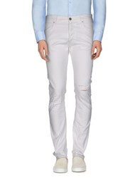 Pierre Balmain Trousers Casual Trousers Men White