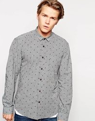 Dansk Shirt With Paisley Print Blue