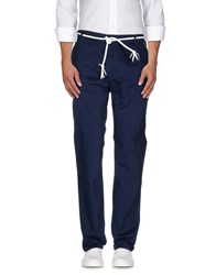 Eleven Paris Trousers Casual Trousers Men Dark Blue