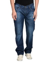 Ermanno Scervino Denim Denim Trousers Men