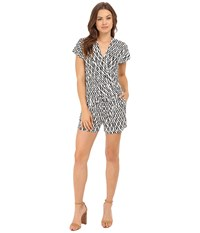 Tart Bryce Romper Chain Link Women's Jumpsuit And Rompers One Piece Gray