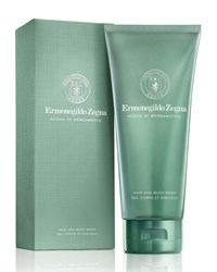 Acqua Di Bergamotto Hair And Body Wash 6.7 Oz. Ermenegildo Zegna