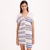 J.Crew Lemlem Amash Split Cover Up