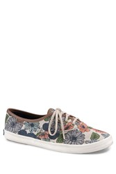 Forever 21 Keds Champion Floral Low Tops