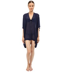 Agent Provocateur Rosana Cover Up Navy Women's Swimwear