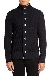S.N.S. Herning Men's Stark Wool Button Cardigan