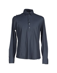 Drumohr Polo Shirts Lead