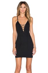 Motel Puebla Dress Black