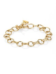 Temple St. Clair 18K Yellow Gold Arno Chain Link Bracelet