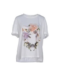 Finders Keepers T Shirts White