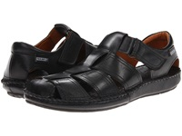 Pikolinos Tarifa 06J 5433 Black Men's Hook And Loop Shoes