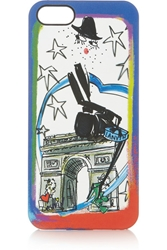 Lanvin Printed Iphone 5 Cover Net A Porter.Com