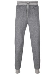 Burberry Cuffed Track Pants Grey