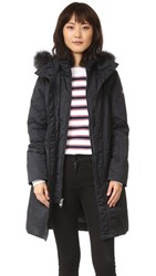 Post Card Cavalese Coat Navy
