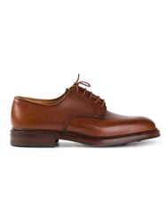 Crockett Jones Crockett And Jones 'Grasmere' Derby Shoes Brown
