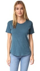 Madewell Whisper Crew Neck Tee Retro Navy