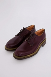 Mark Mcnairy Burgundy Waxy Wholecut Tres Bien Shop