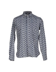 Christophe Lemaire Lemaire Shirts Shirts Men Dark Blue