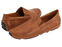 Pikolinos Jerez Moccasin 09Z 5956 Brandy Leather Men's Slip On Shoes Brown