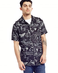 Vans Maywood Short Sleeve Shirt With Print