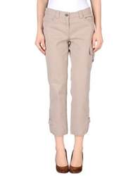 Caractere Aria Casual Pants Beige