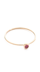 Blanca Monros Gomez Ruby Seed Ring Gold Ruby