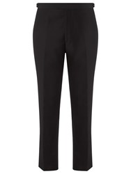 John Lewis Regular Fit Dress Suit Trousers Black