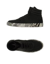 National Standard Footwear High Tops And Trainers Women Black