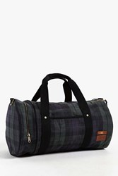 Fred Perry British Millerain Barrel Bag Navy