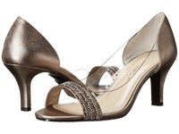 Caparros Fancy Mushroom Metallic High Heels