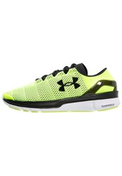 Under Armour Speedform Lightweight Running Shoes Fuel Green White Black Neon Green